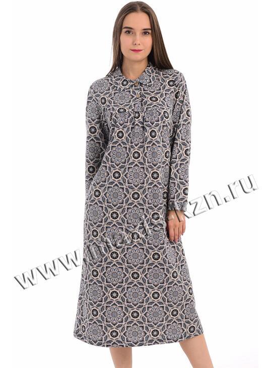 Платье трикотажное № 185